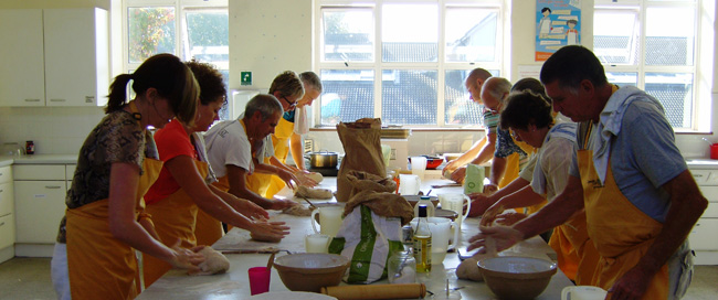 Photograph - People cooking - Cookery Classes