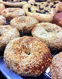 Photograph - Bagels - The Love of Bread