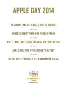 Graphic - Apple Day 2014
