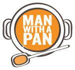 Man with a Pan logo