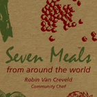Picture - Seven Meals from around the world cover