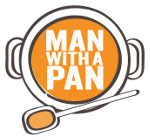 Man with a Pan logo